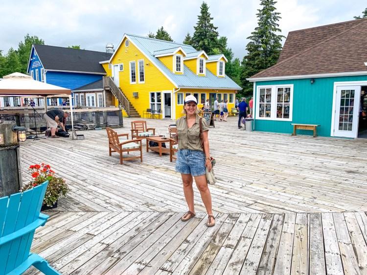 Magnetic Hill Wharf Village 4 -East Coast Mermaid