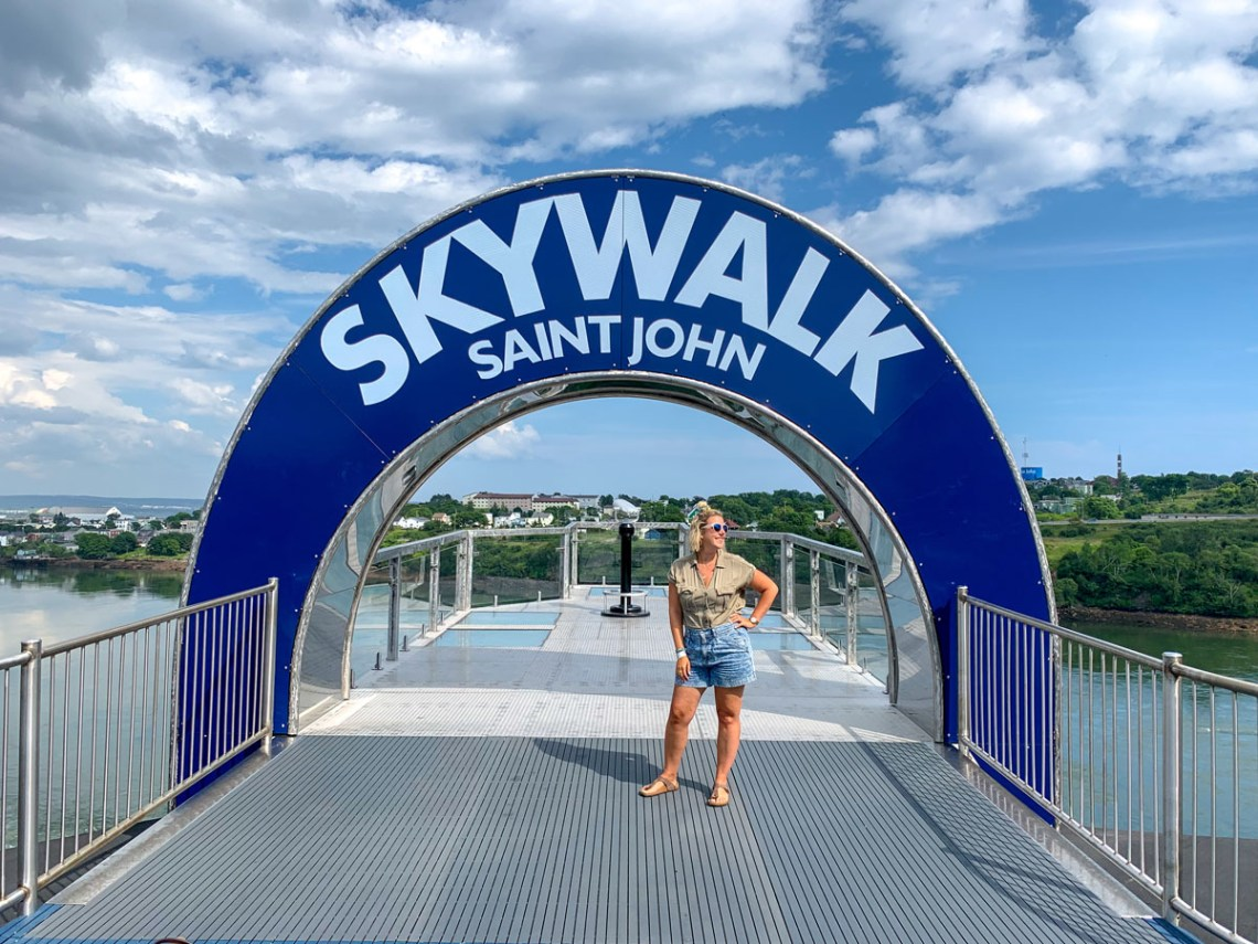 Saint John Reversing Falls Skywalk - East Coast Memraid 2