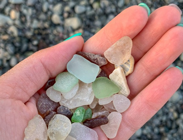 Campobello Seaglass Festival Recap by East Coast Mermaid