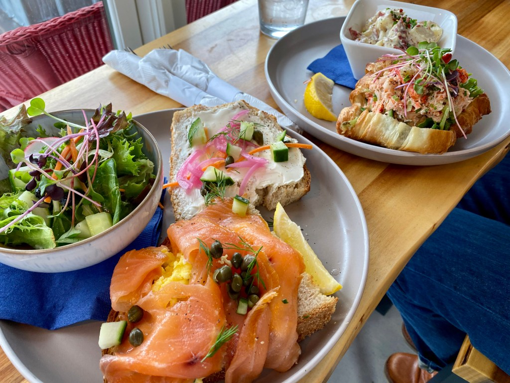 A Fall Getaway to St. Andrews by the Sea, New Brunswick - Seasons By-The-Sea Bistro