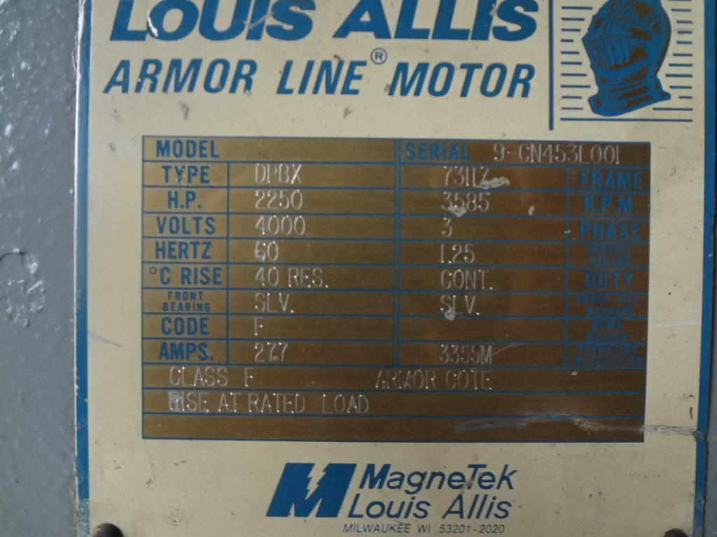 Louis Allis Milwaukee Wi