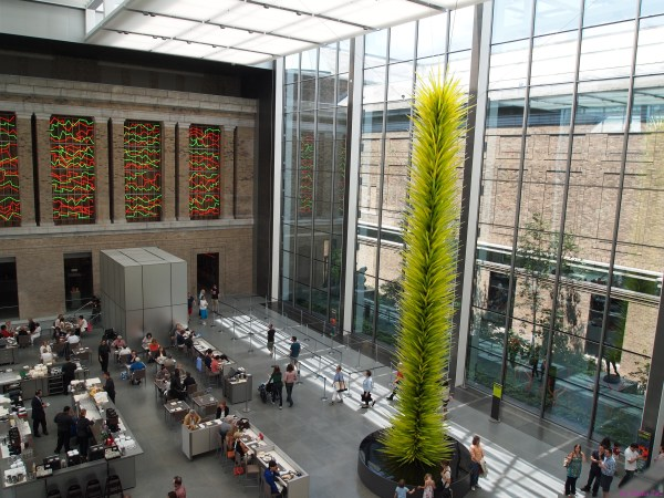 Chihuly Museum Of Fine Art Boston Travel Food