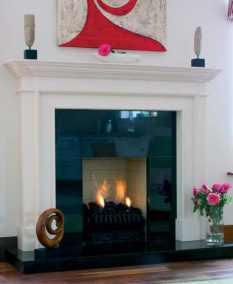 Harvard Fireplace