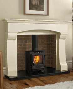 Virgo Fireplace