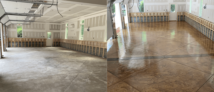 East-Coat-Before-after-concrete-resurfacing-Garage
