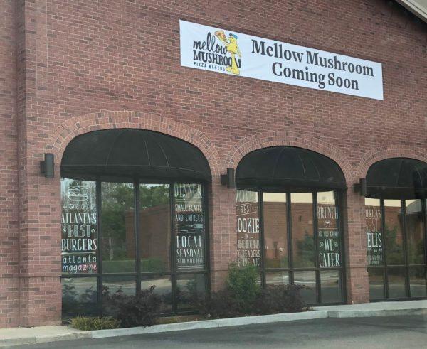 Mellow Mushroom Johnson Ferry Road