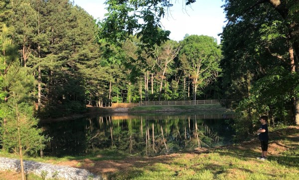 Mabry Park Opens