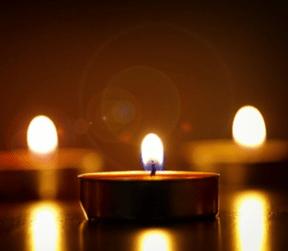 Cobb DA candlelight vigil