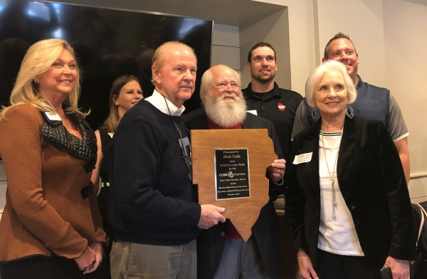 Mack Cobb, East Cobb Citizen of the Year