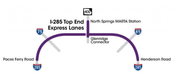 I-295 Top End Express Lanes open house