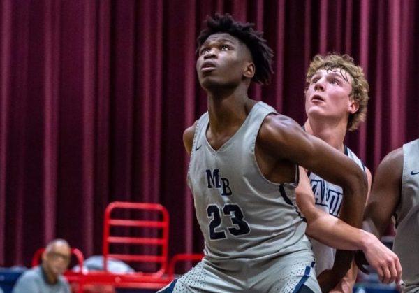 Jordan Meka, Mt. Bethel Christian basketball star