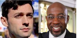 East Cobb precinct votes Senate runoffs