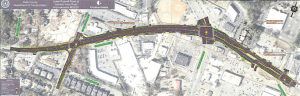 Lower Roswell traffic concept plan