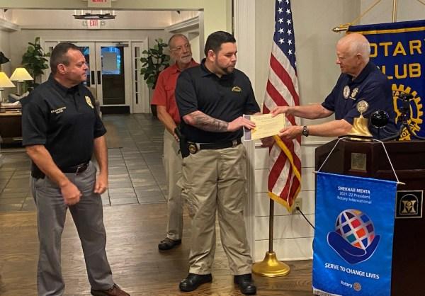 East Cobb Rotary Police Officer Award