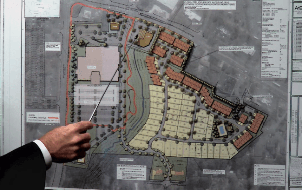 East Cobb Church rezoning approved