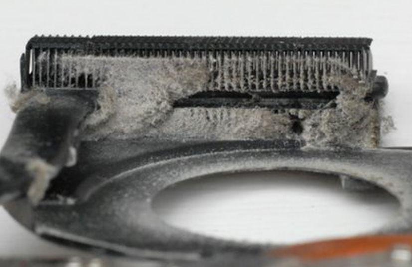 Прах и топлина – врагове на лаптопа