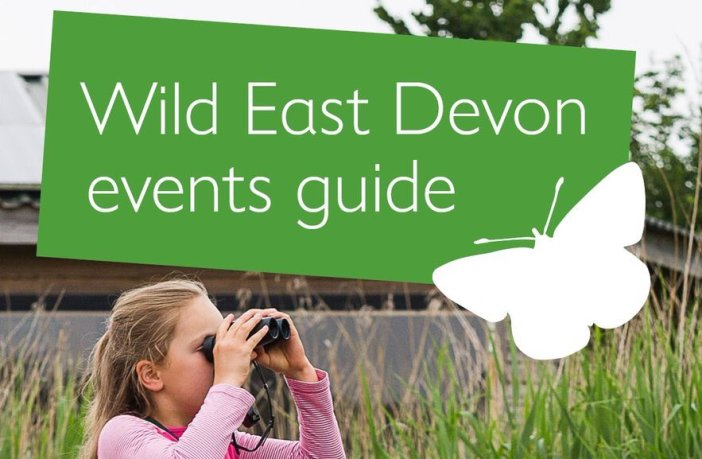 The Wild East Devon events guide is now available