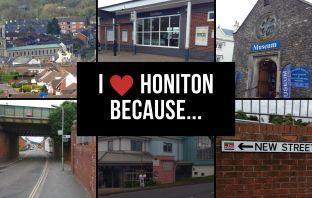 love Honiton