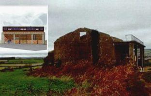 Brandy Head Observation Post Otterton Budleigh Salterton Ladram Bay World War Two