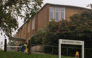 Exeter Magistrates' Court. Seaton Exmouth