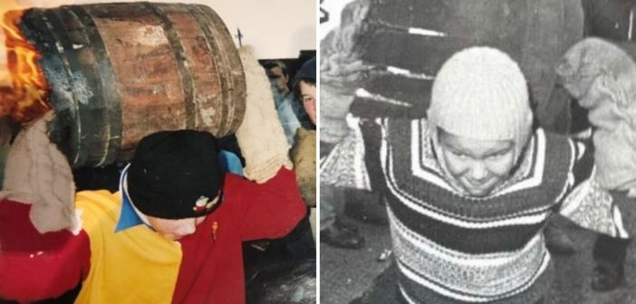 Ottery Tar Barrels – we do it because it is our calling, our duty and a privilege