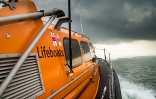 Exmouth RNLI has benefited from Tesco Bags of Help cash.