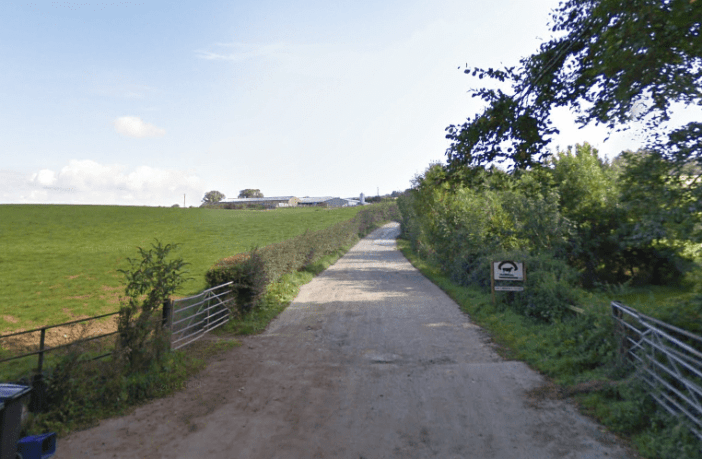 Knightstone Farm off Sidmouth Road in Ottery St Mary. Picture: Google Maps