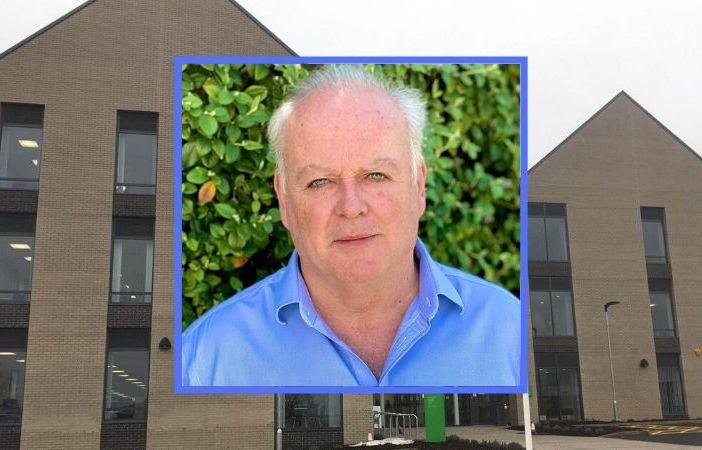 New East Devon District Council leader Councillor Paul Arnott.