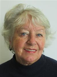 Councillor Eileen Wragg, ward member for Exmouth Town, has been appointed deputy leader of East Devon District Council. Picture: EDDC