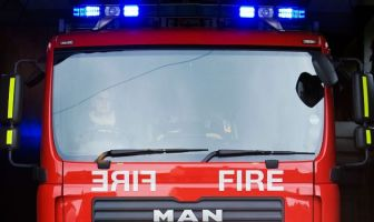 fire engine Woodbury East Devon Exmouth Exeter Budleigh Salterton, Axminster Honiton Sidford Ottery Colyton Seaton
