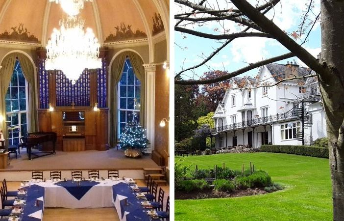 The Sidholme Hotel, in Elysian Fields, Sidmouth. Pictures: Save Sidmouth's Hidden Gem