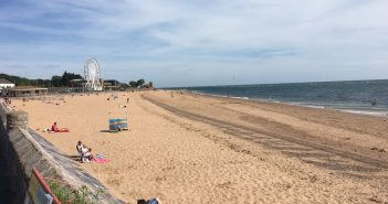 Support floods in for a dozen Afghan refugee families staying at Exmouth seafront hotel