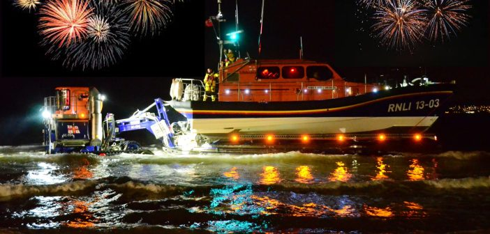 Exmouth RNLI fireworks spectacular announced for Imperial Recreation Ground on November 5