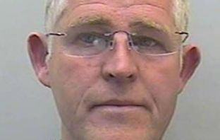 Exmouth John Humphreys, pictured here, was jailed at Exeter Crown Court for 21 years.