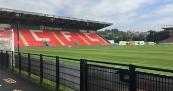 Big screen plan for St James Park home of Exeter City FC nets backing