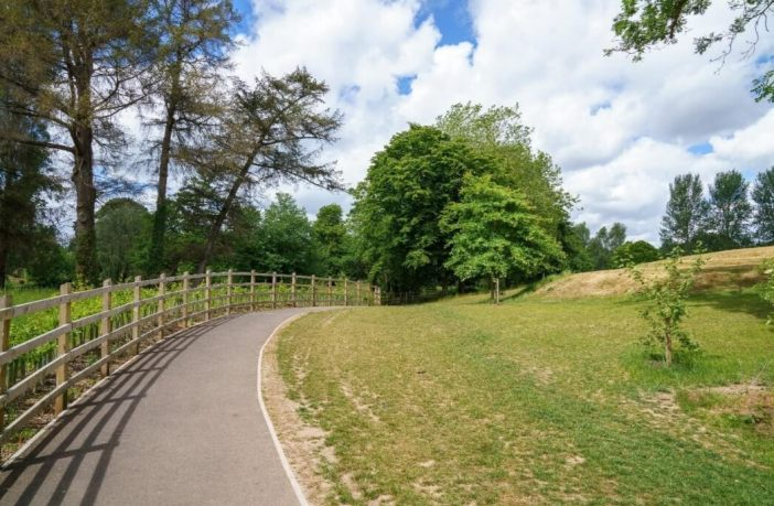 Northbrook Park in 2020. Image: Exeter City Council