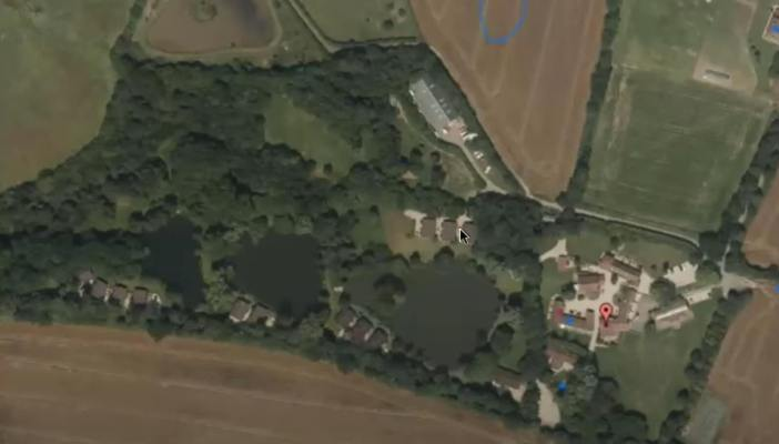 Otter Falls holiday park in Upottery. Image: Google Maps