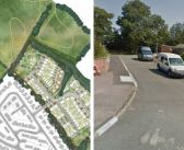 Controversial plans for 93 hill-top homes on edge of Exeter are rejected over fears for landscape