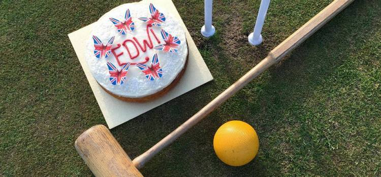 EDWI June 2018: Summer Picnic and Croquet