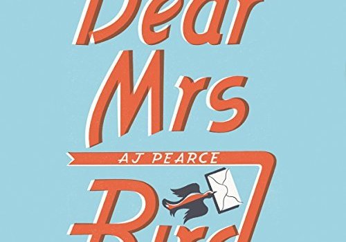 "EDWI Bookclub 24 September 2018 – ""Dear Mrs Bird"" by A.J. Pearce"