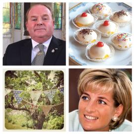 EDWI September 2018: An Evening with a Royal Butler
