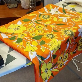 EDWI Make & Do: 12 September 2018 – Silk Scarf Cushions & Hama Beads