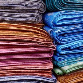 EDWI Make & Do: 8 August 2018 – Silk Scarf Cushion Covers