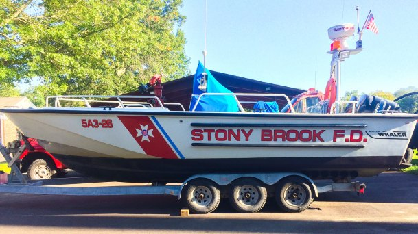 Stony-Brook-FD-boat-lettering