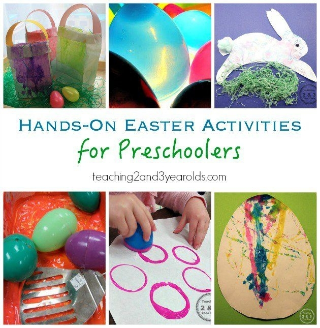 Easter Activities For 4 Year Olds 404 Best Easter Ideas Images On Pinterest Within Art And Craft Activities For 3 4 Year Olds The Easter Bunny Org