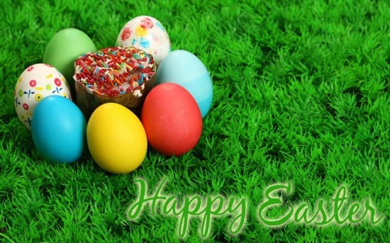 Easter Images to Color