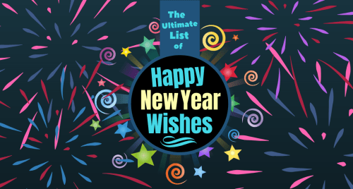 New Year Wishing Images
