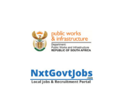 Public works Vacancies 2021 | Utilization and Contract Administration jobs in Mthatha Public works | Jobs in Eastern Cape