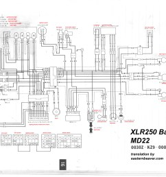 Wire Diagram For A Dirt Bike 250 - baja 250cc dirt bike baja ... on