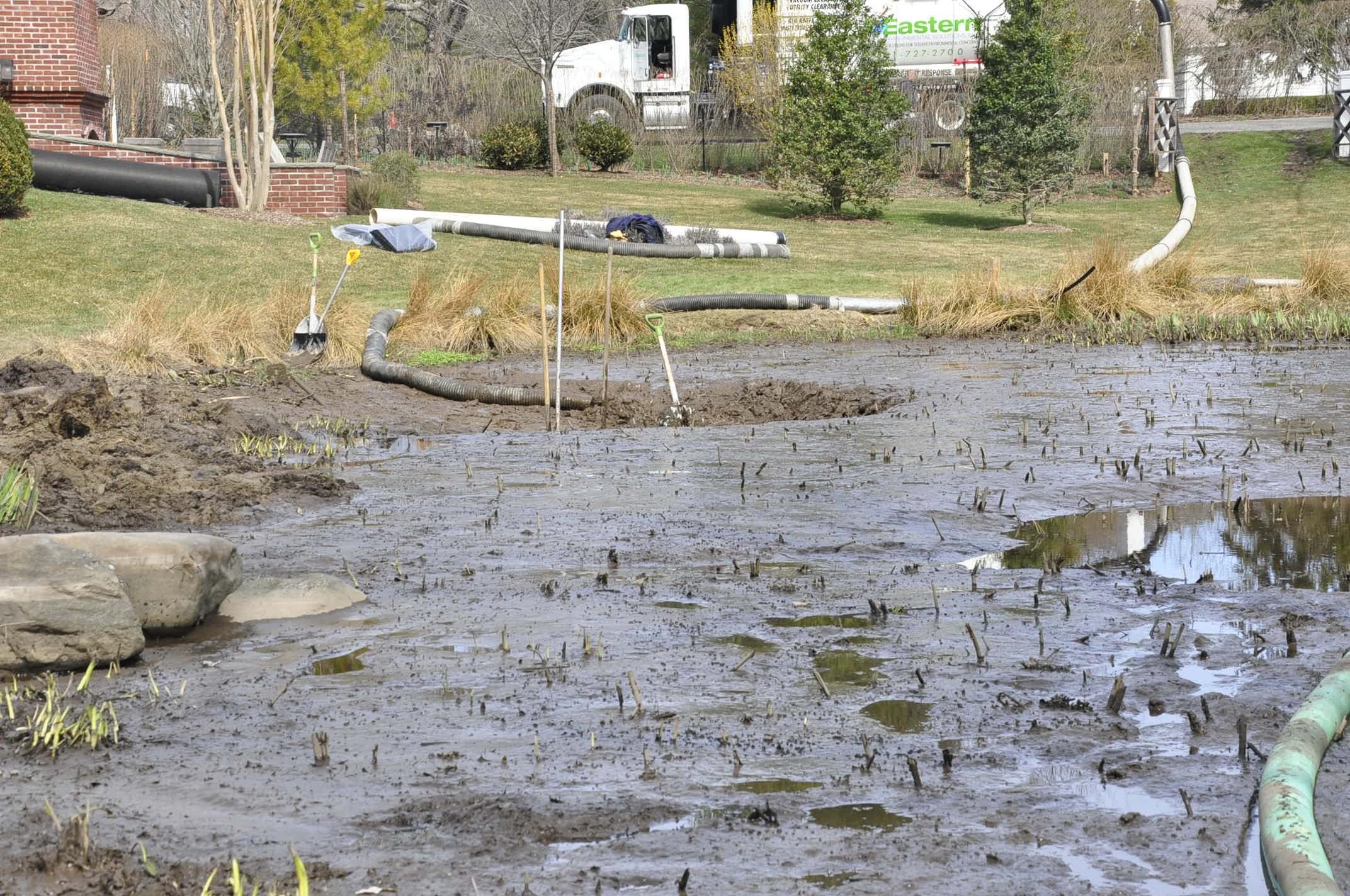 waste pond choice image